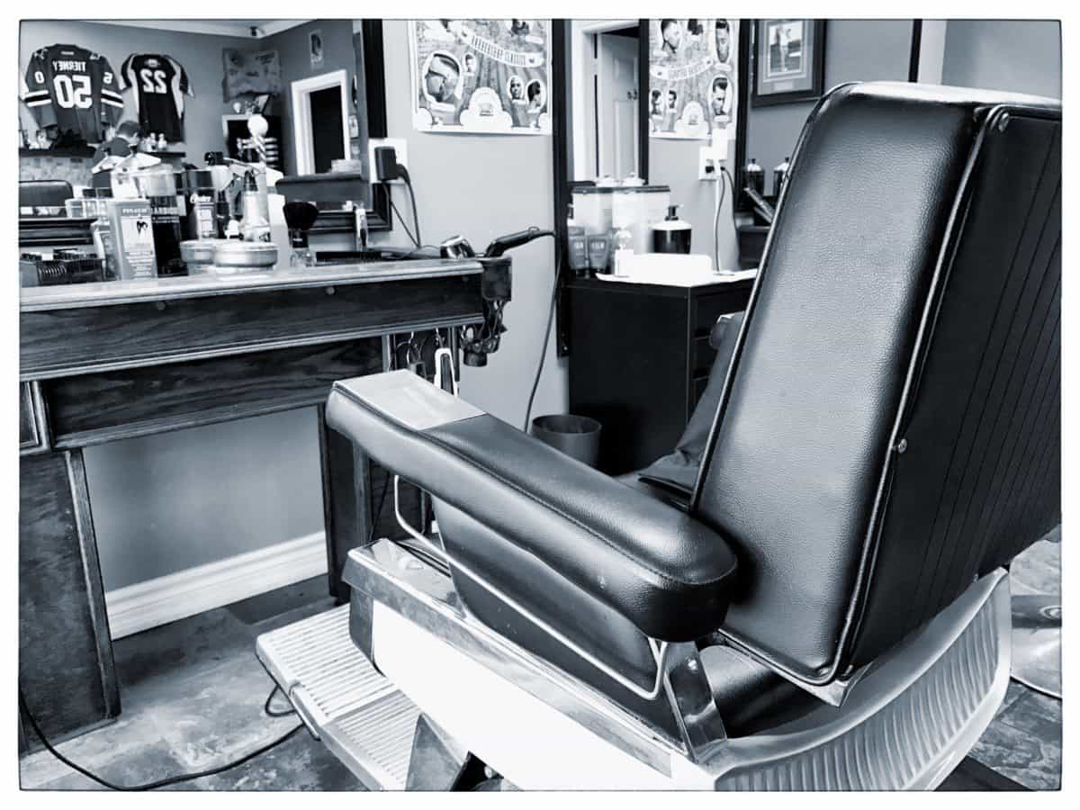 Classic barber shop chairs - Ralphs Classic Barber Shop Chair